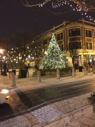 Lincoln Square in December 3